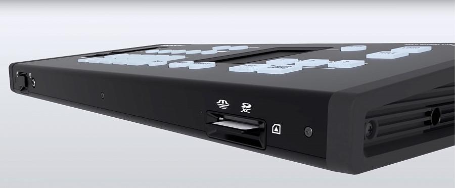Switcher Sony MCX-500 8 entradas e 4 canais de vídeo