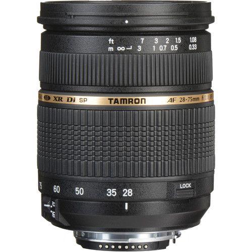 Tamron SP AF 28-75mm F/2.8 XR Di para Nikon F