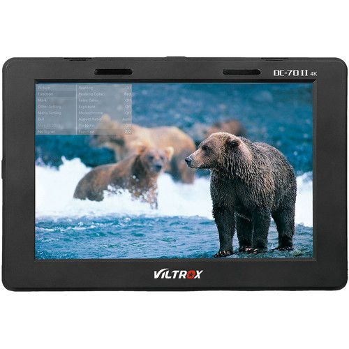 Viltrox DC70 II Monitor LCD de 7