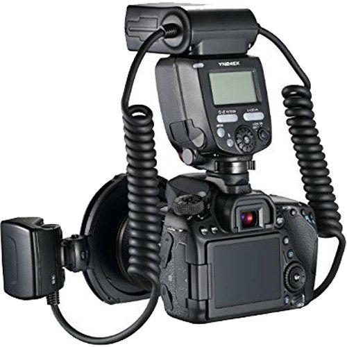 Yongnuo YN-24EX TTL Macro Flash (Canon)