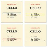 Corda Avulsa Para Cello - Mauro Calixto