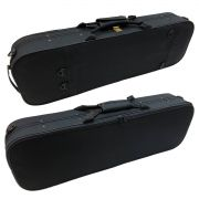 Estojo Para Violino 4/4 - Luxo Com Higrômetro