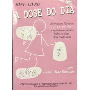 Método - A Dose Do Dia  - Piano - Edna - Mae Burnam