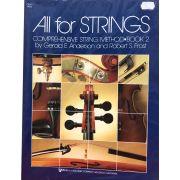 Método - All For Strings - Cello - Volume 2