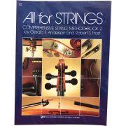 Método - All For Strings - Viola - Volume 2