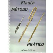 Método - Almeida Dias - Flauta