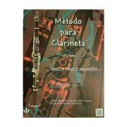 Método - Nabor Pires De Camargo - Clarinete