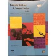 Método - O Pequeno Pianista - Ludwig Kohler