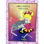 Método - Organista Infantil  - Órgão - Ana Mary De Cervantes