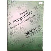 Método - Órgão - F. Burgmuller