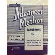 Método - Rubank - Advanced - Saxofone