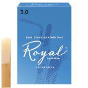 Palheta Para Sax Barítono - Rico Royal