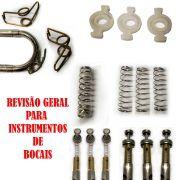 Revisão Geral De Trompete, Tuba, Bombardão, Trombone, Bombardino, Trompa, Flugelhorn E Cornet