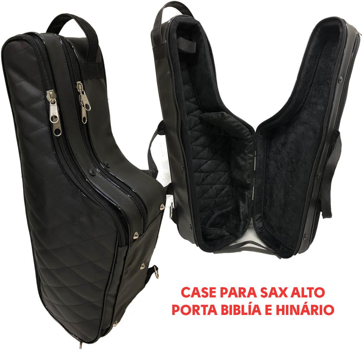 Case / Estojo Para Sax Alto