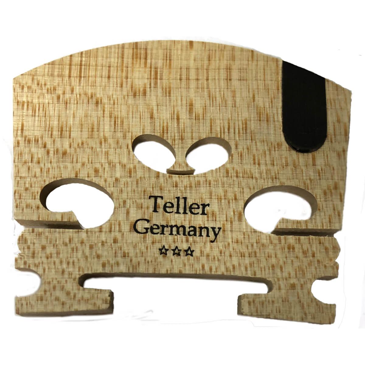 Cavalete Para Violino - 3 Estrelas - Mí Em Ébano - Teller