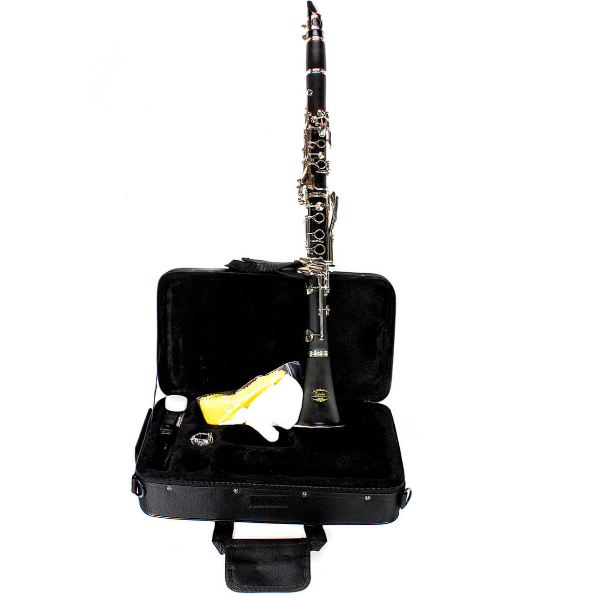 Clarinete - Jahnke - 17 Chaves - Niquelada