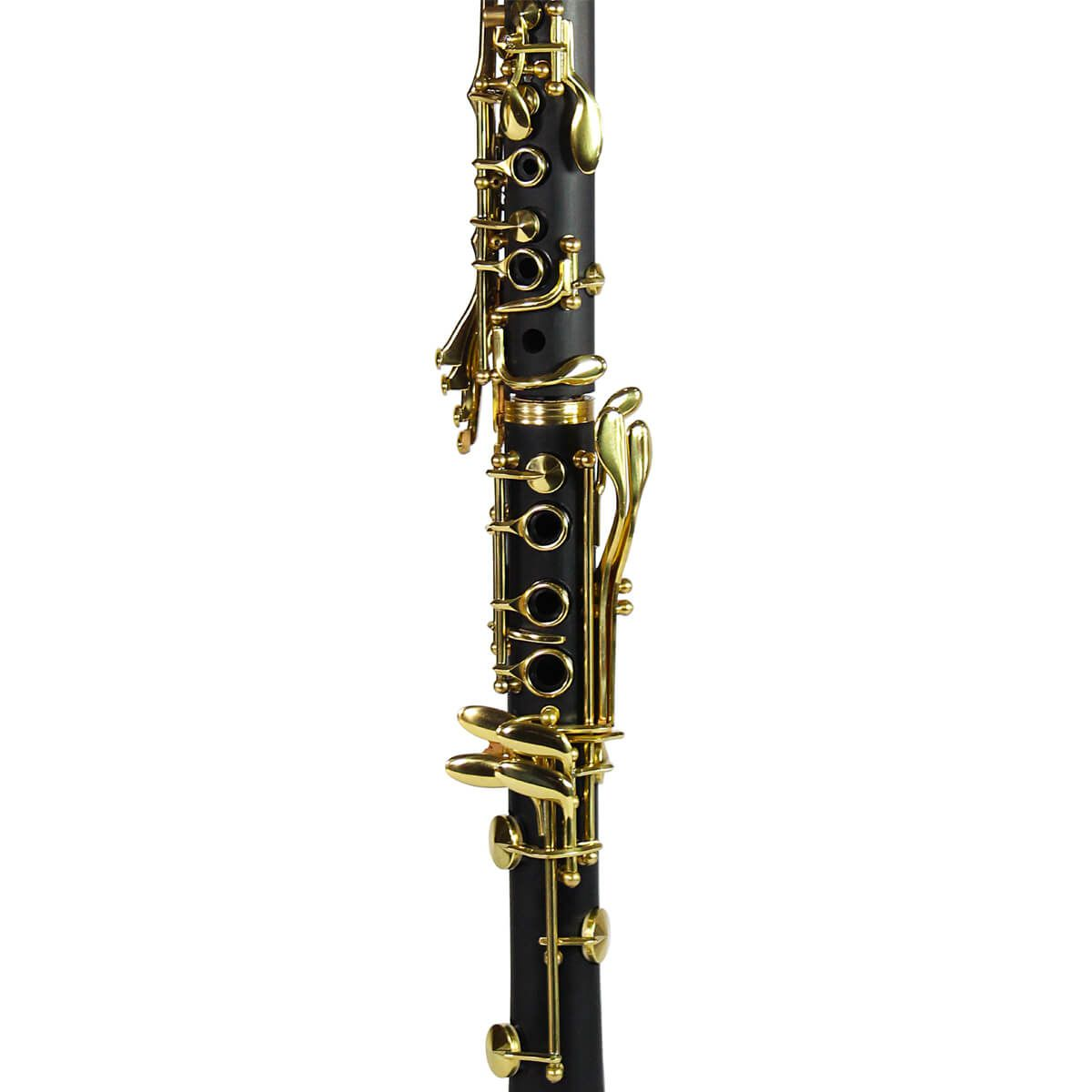 Clarinete - Jahnke - 17 Chaves - Laqueado