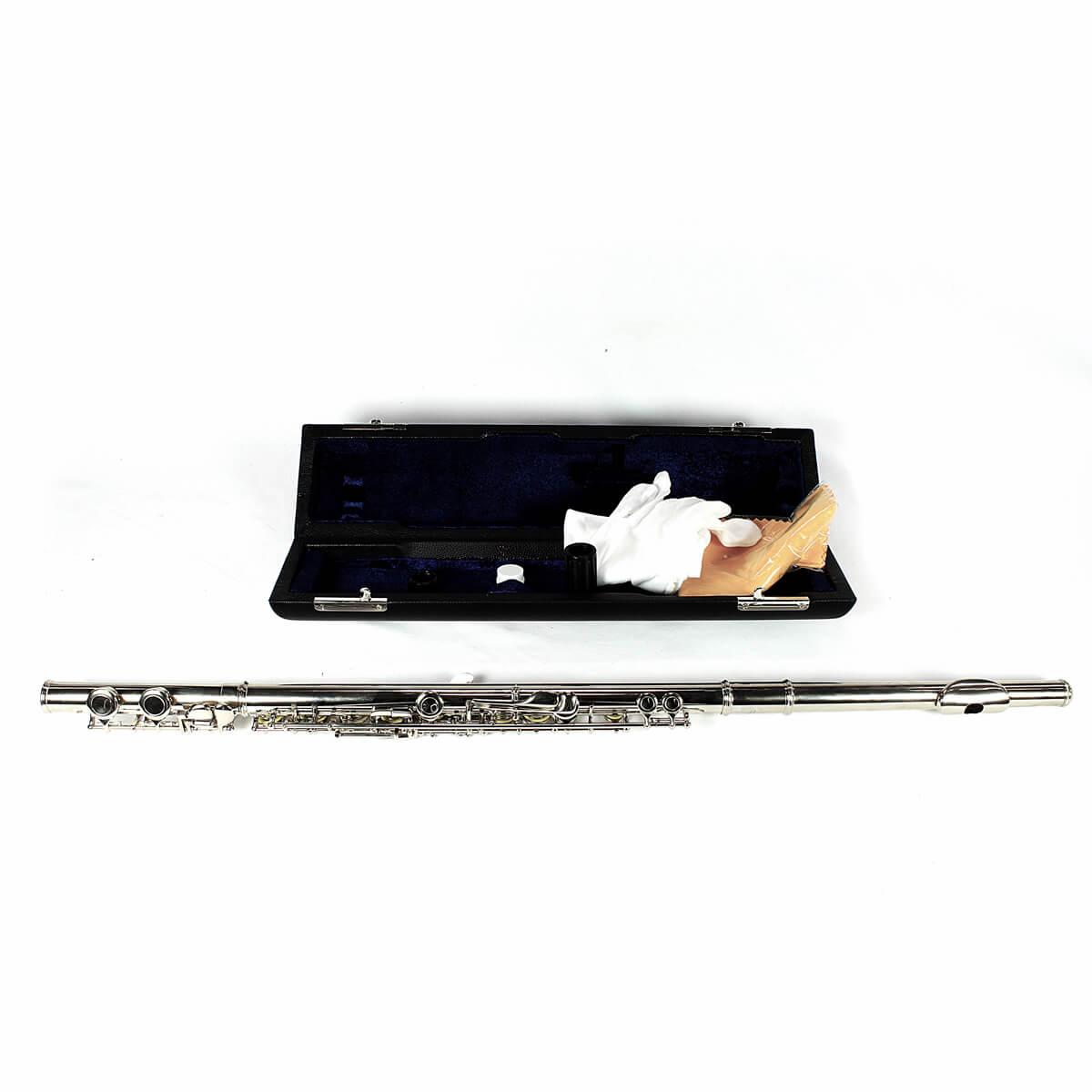 Flauta Transversal - Jahnke - Niquelada