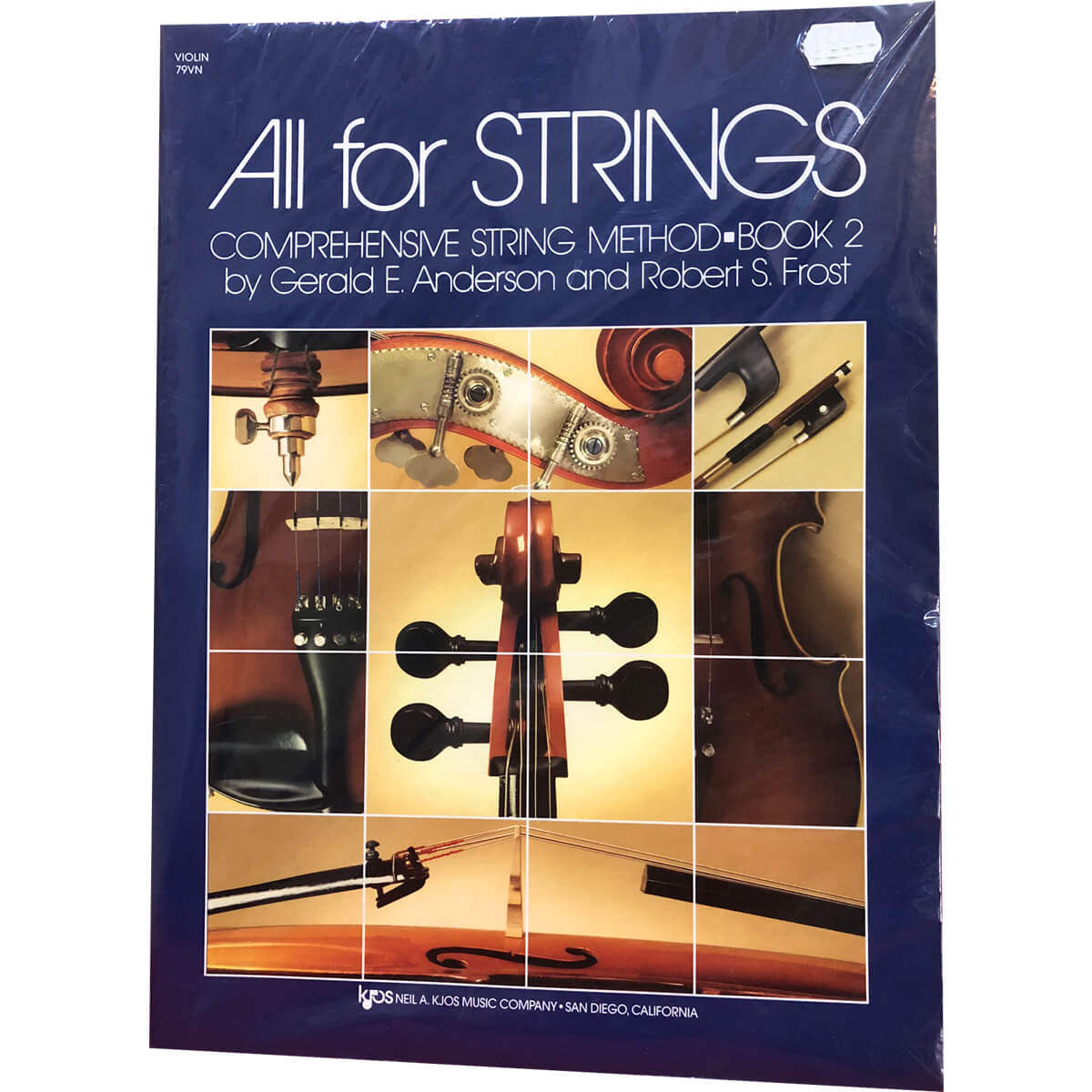 Método - All For Strings - Violino - Volume 2