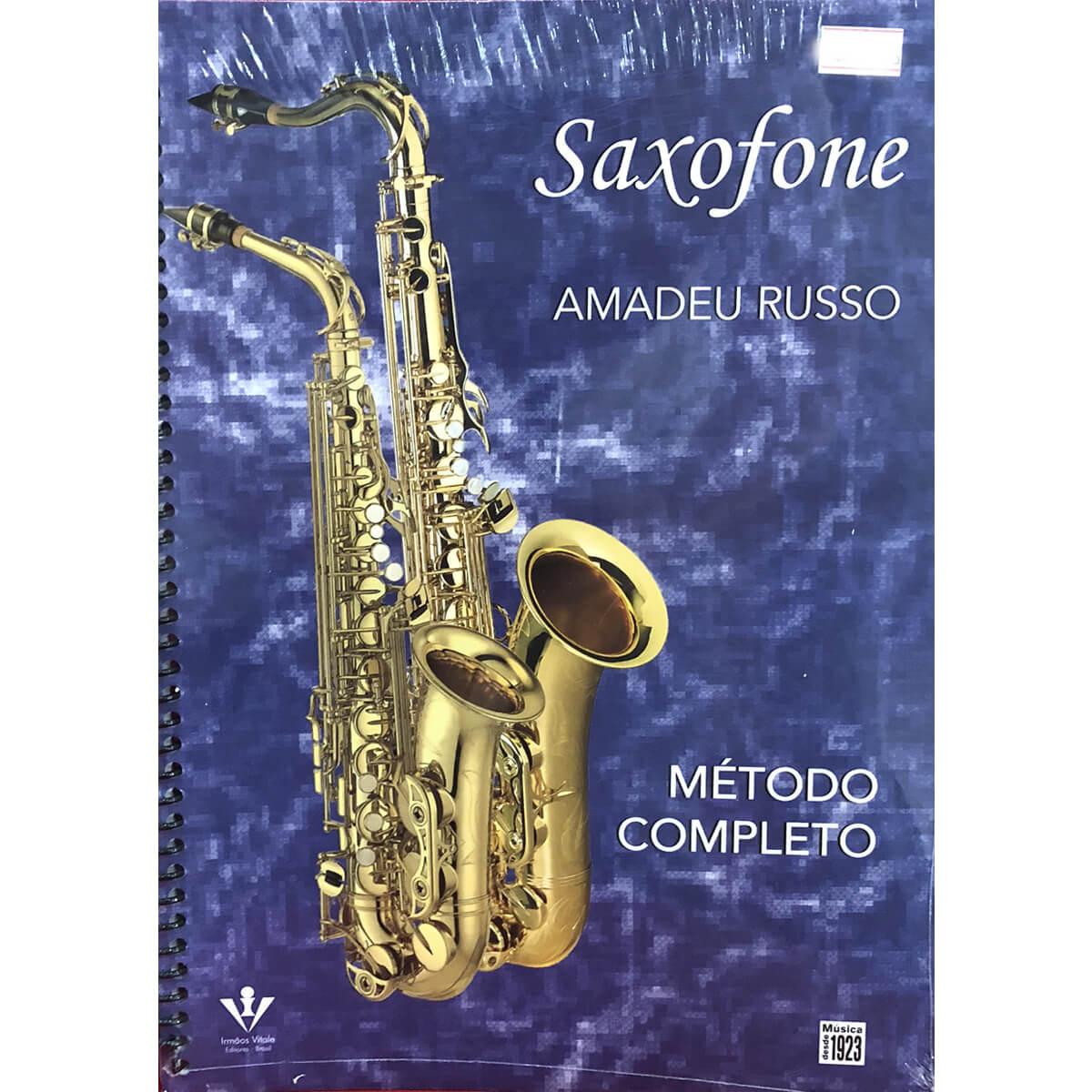 Método - Amadeu Russo - Saxofone