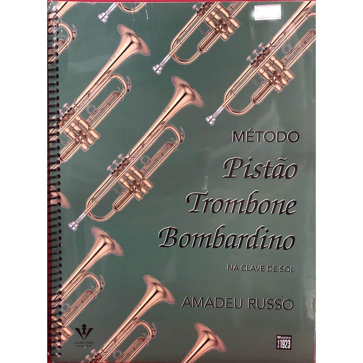 Método - Amadeu Russo - Trompete, Bombardino E Tuba