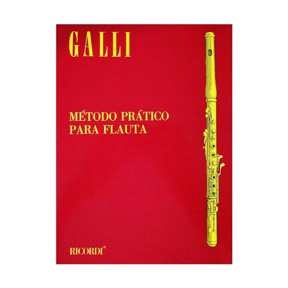 Método - Galli - Flauta