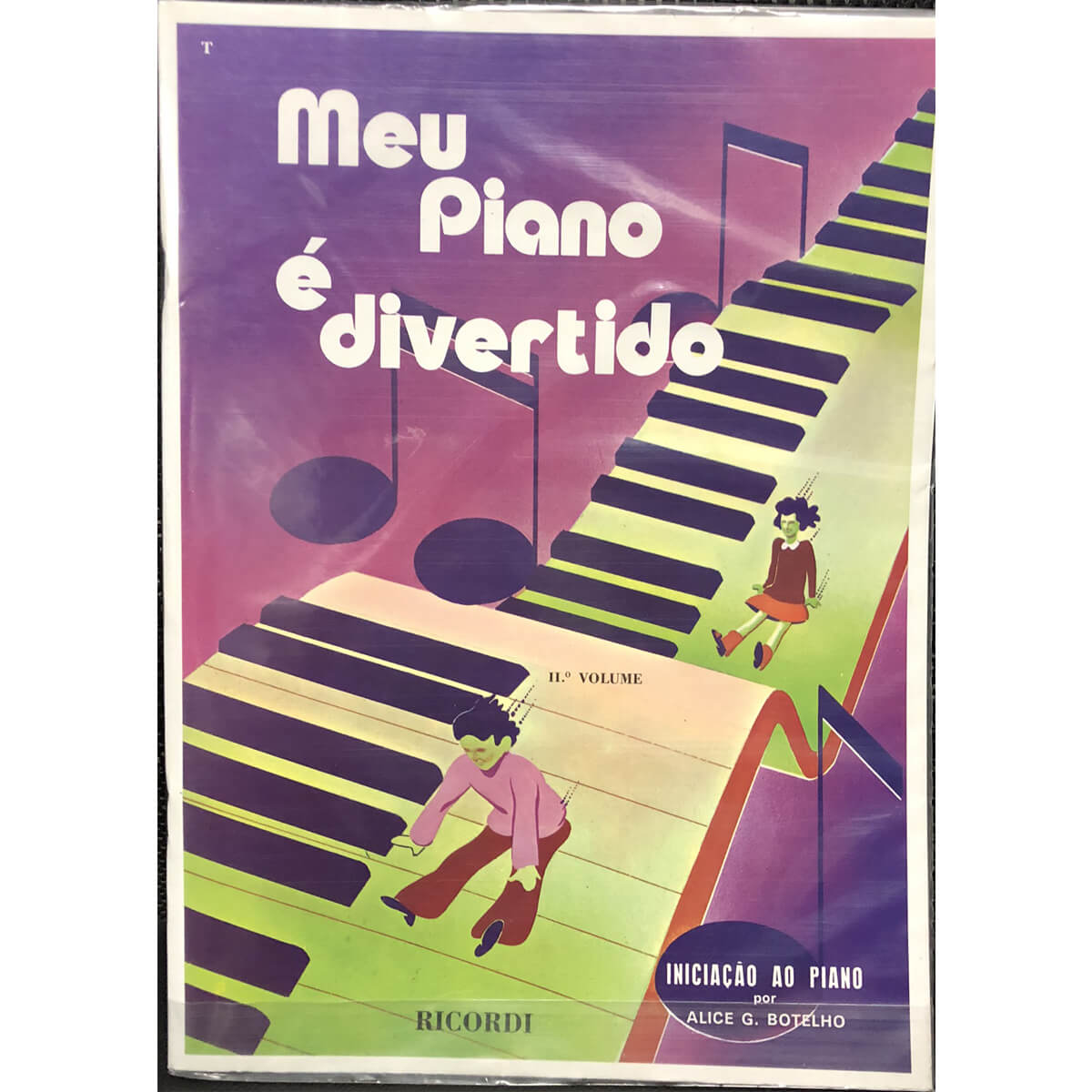 Método - Meu Piano É Divertido - Volume 2