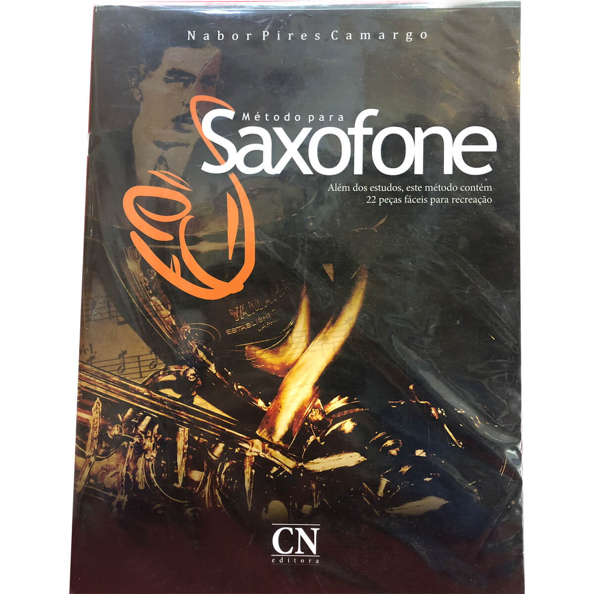 Método - Nabor Pires De Camargo - Saxofone