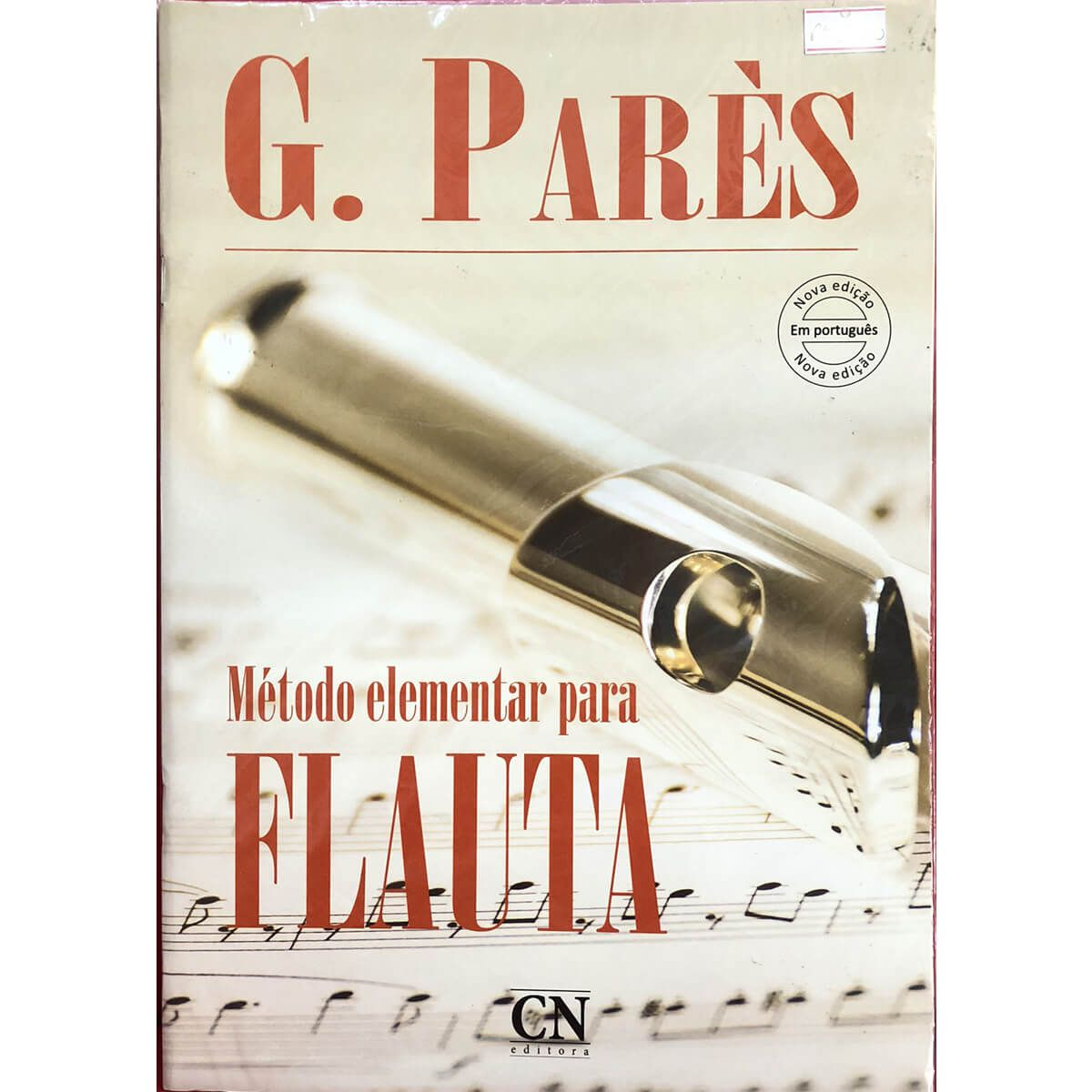 Método - Pares - Flauta