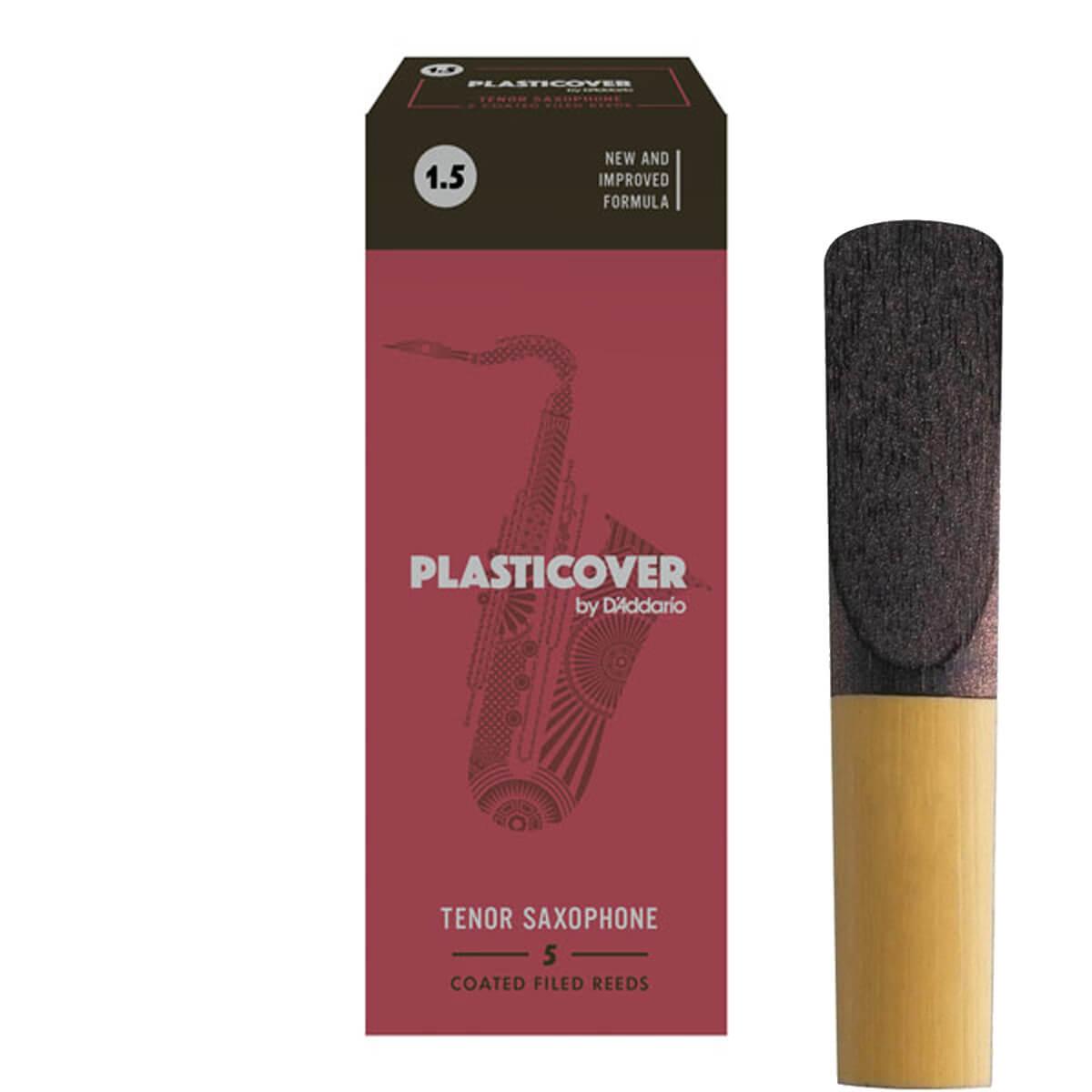 Palheta Para Sax Tenor - Plasticover