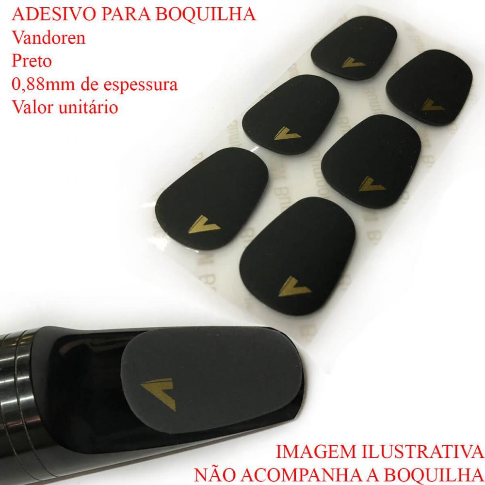 Protetor De Boquilha - 0,8mm - Preto - Vandoren