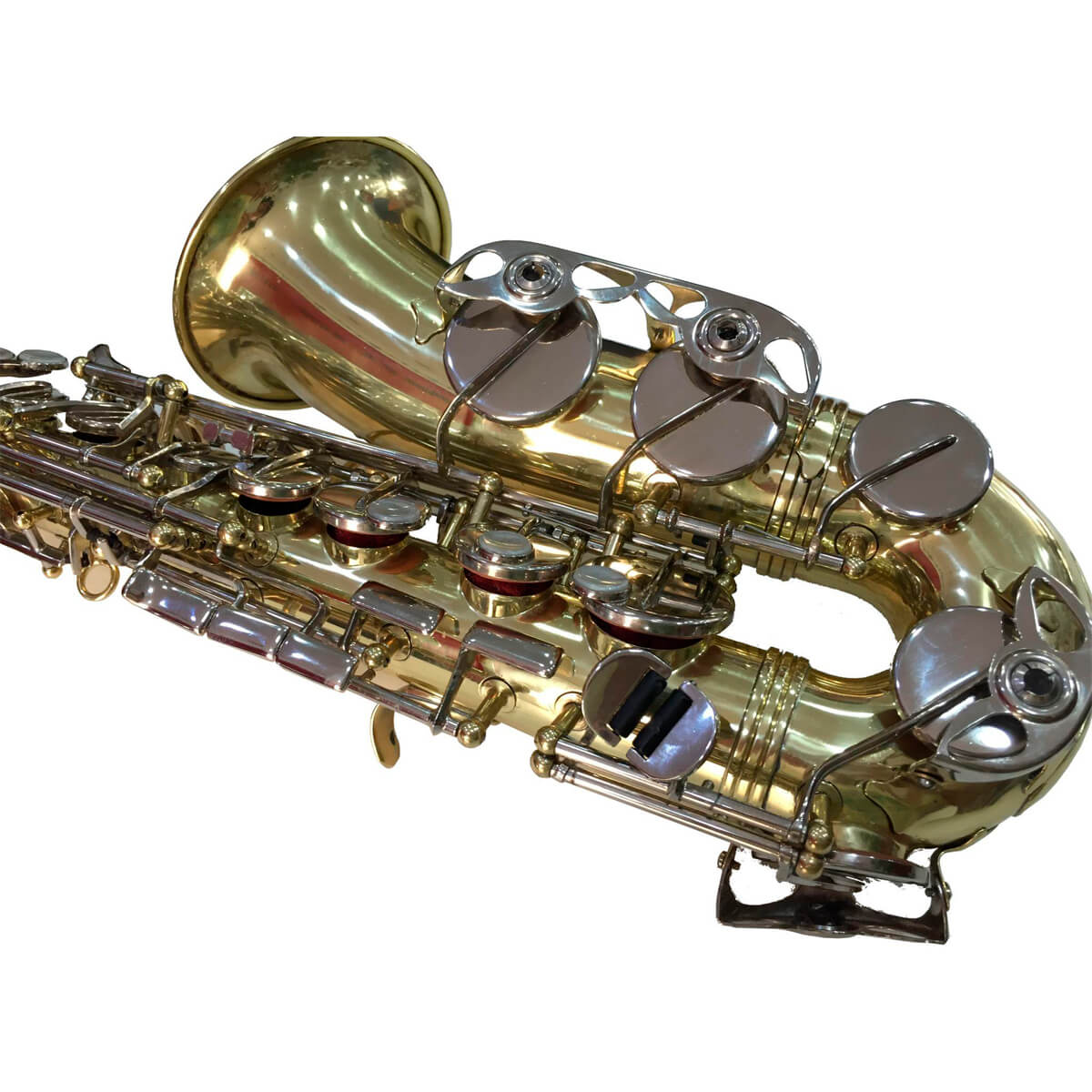 Reforma Geral De Sax Alto, Sax Barítono, Sax Soprano, Sax Tenor, Clarinete E Flauta