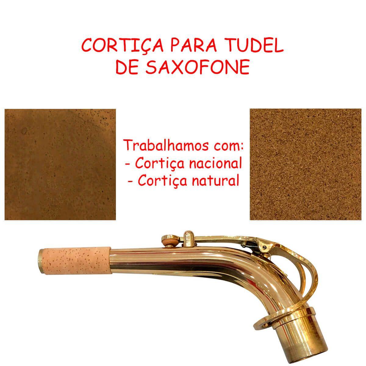 Troca De Cortiça De Tudel De Sax - Nacional E Natural (Portuguesa)