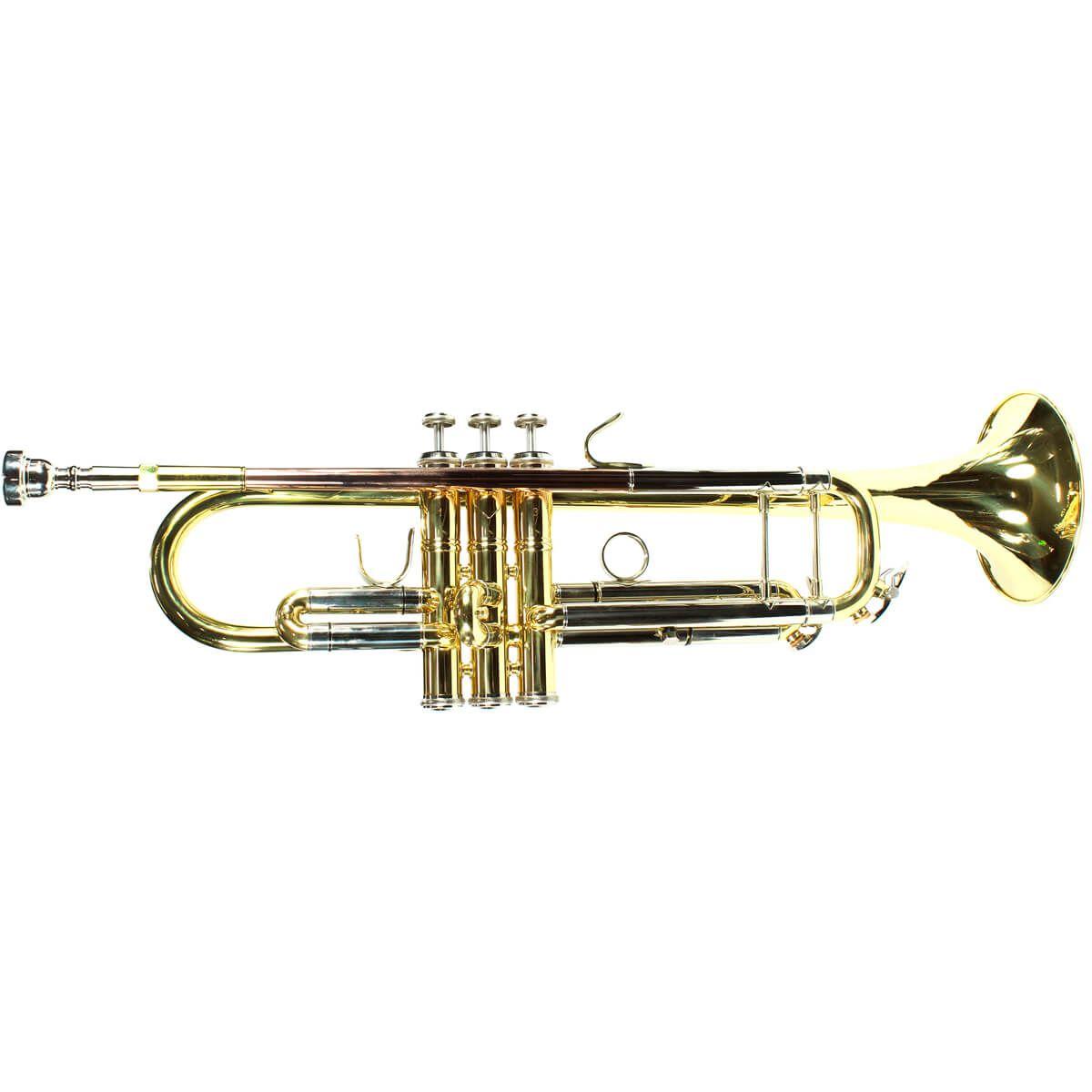 Trompete Sib - Profissional - Jtr-101 - Jahnke
