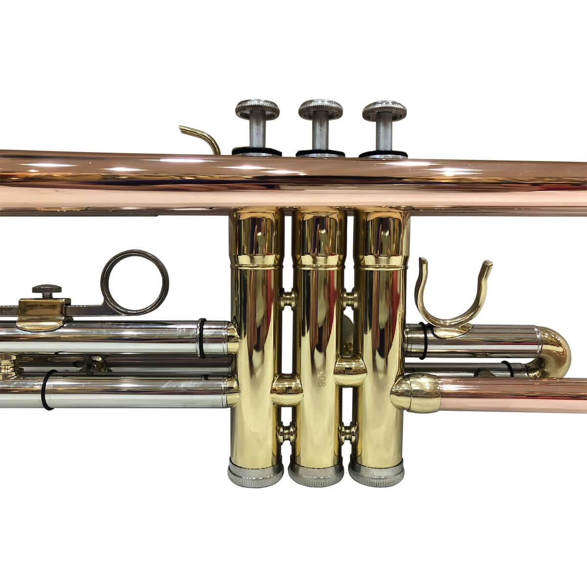 Trompete Sib - Profissional - Ptr-407 - Premier