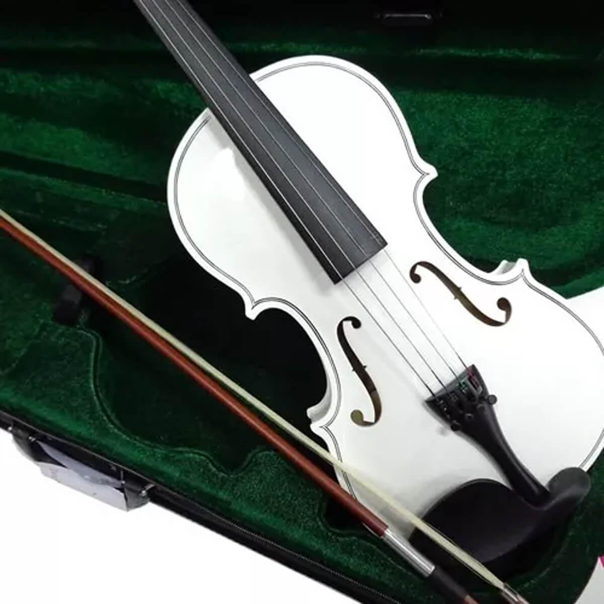 Violino 4/4 - Sverve - Branco