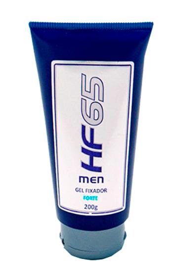 Gel de Cabelo HF65Men - Fixador Forte de 200g
