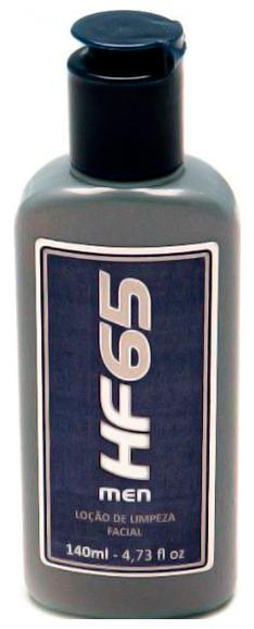 Limpeza Facial - HF65Men - Loção de 140ml