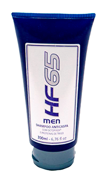 Shampoo Anticaspa - HF65Men de 200ml