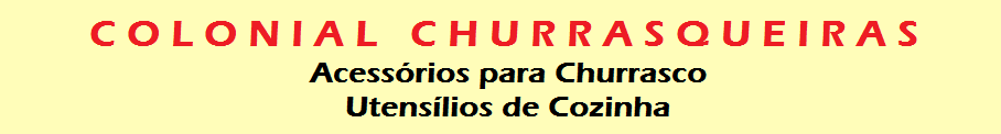 Colonial Churrasqueiras