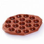 Forma Assadeira Cerâmica Provolonera 19 cavidades