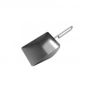 Pá para Limpeza de Churrasqueira PL-1 Aço Inox