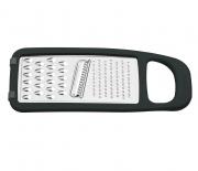 Ralador Tramontina Utilitá em Aço Inox e ABS com Base Emborrachada Preto