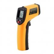 Termômetro a Laser Digital Industrial Temperatura -50 a +380°C