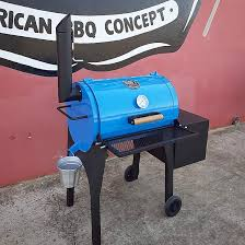 Defumador Smoker Lolita Kings Barbecue