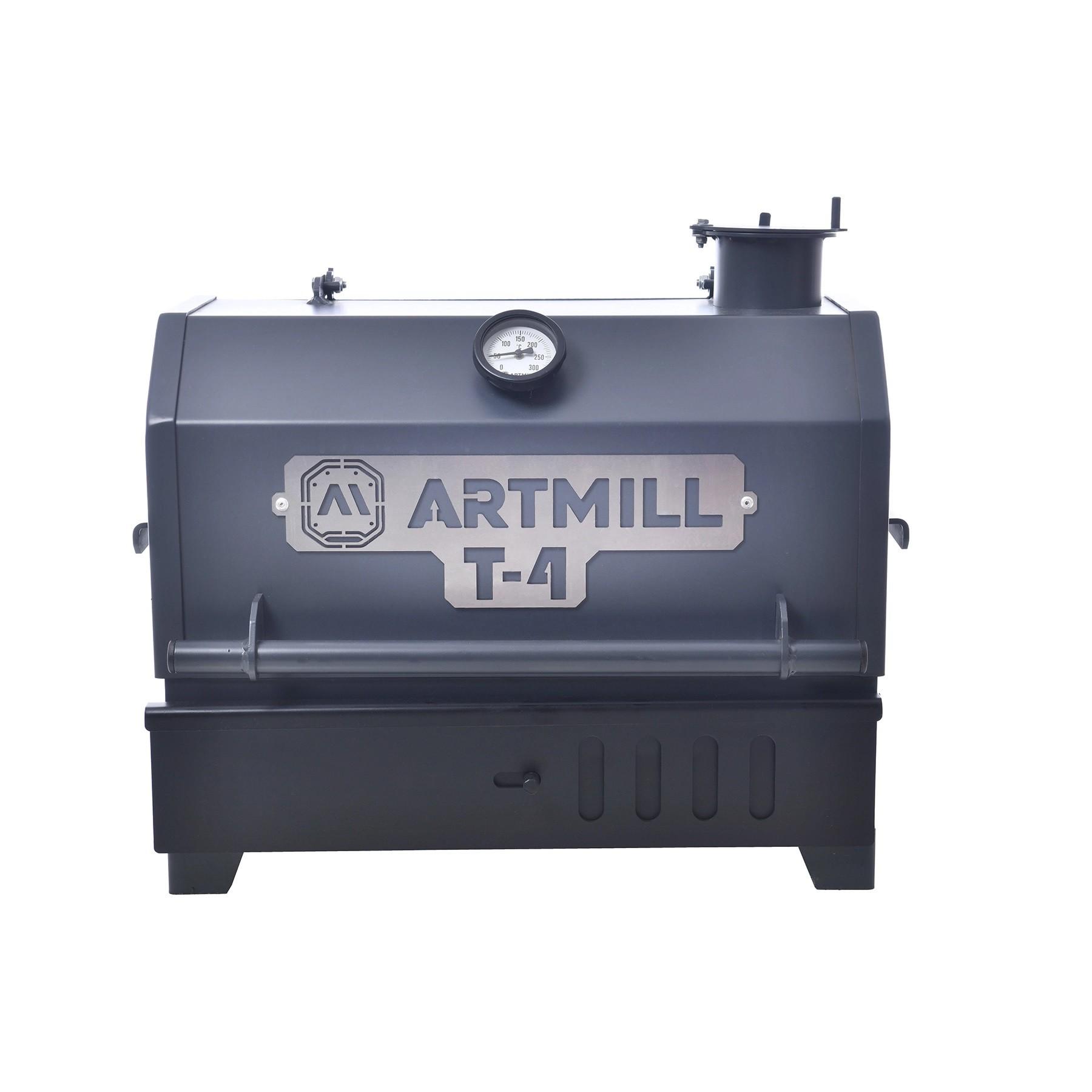 Defumador Smoker Table Pit T4 Artmill