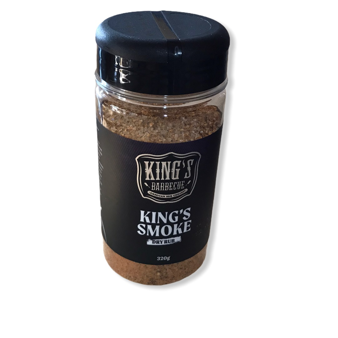 Dry Rub King's Smoke 320 gramas Kings Barbecue