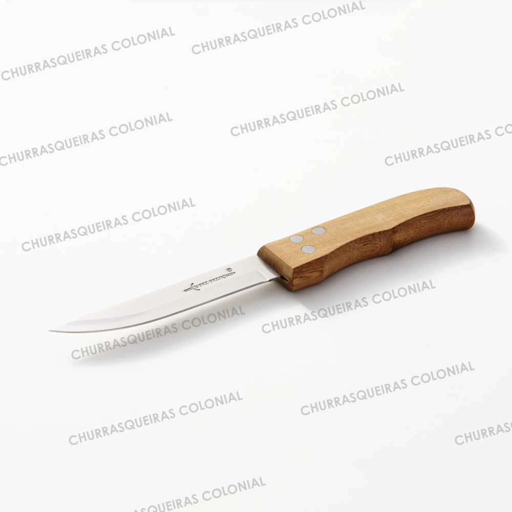 Faca Desossadeira Profissional para Churrasco e Cozinha 28 cm
