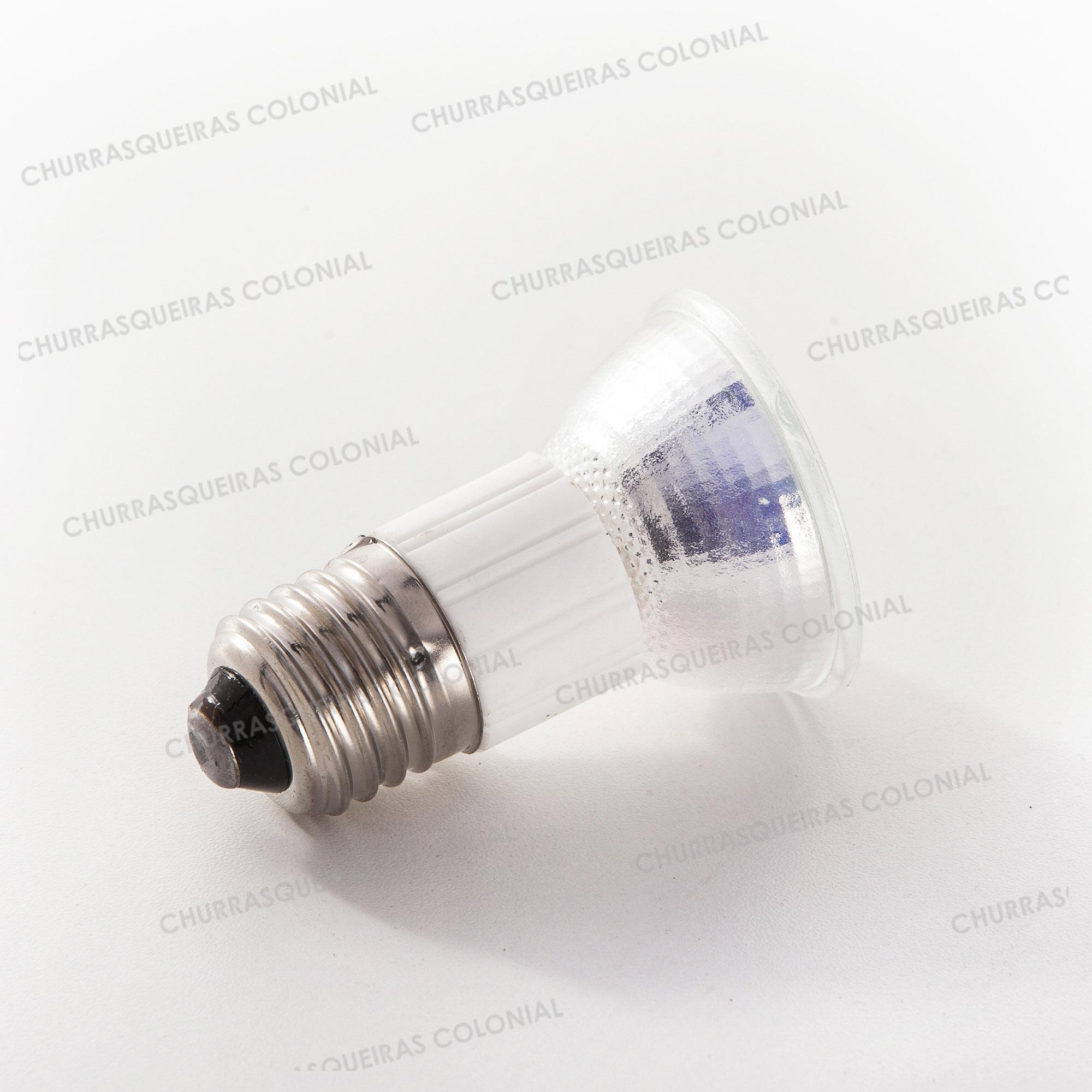 Lâmpada Dicróica JDR MR16 50 W 220 V
