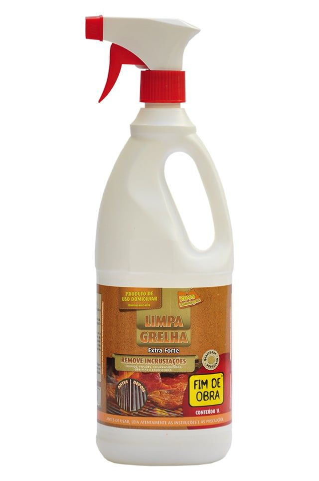 Limpa Grelha 1 Litro Spray
